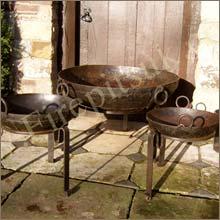 Kadai Fire Bowls