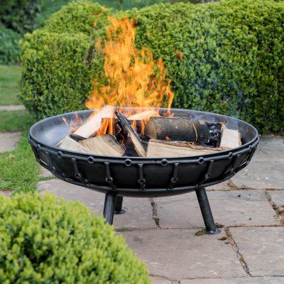 Viking Fire Pit from FirepitsUK