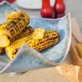 Grilled Sweetcorn Recipe