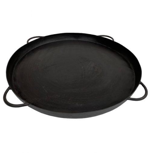 Paella Pan for Fire Pit Cut Out - Firepits UK - WEB - Lo Res