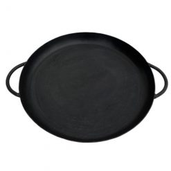 Skillet Pan for Fire Pit Cut Out - Firepits UK - WEB - Lo Res