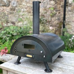 Table Top Pizza Oven Fire Pit Lifestyle - Firepits UK - WEB - Lo Res10