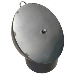 Tilted Sphere Fire Pit Lid CUT OUT - Firepits UK - WEB - Lo Res 2